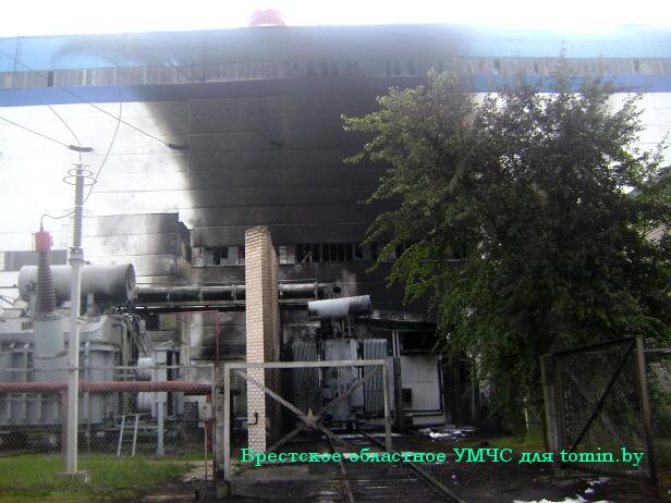 день пожар на березовской грэс фото одна
