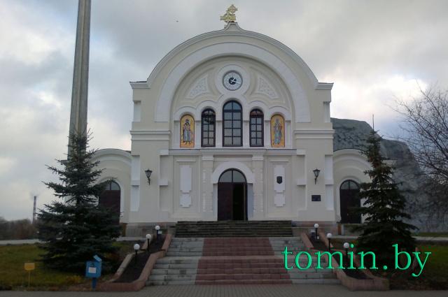 Николаевский гарнизонный собор в Брестской крепости - фото