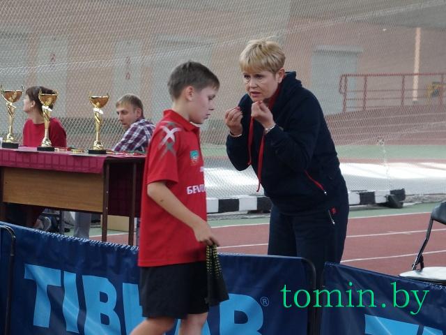 Подглядывания за юными спортсменами