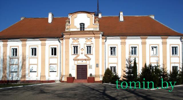 Кобринский Спасский женский монастырь. Фото Тамары ТИБОРОВСКОЙ