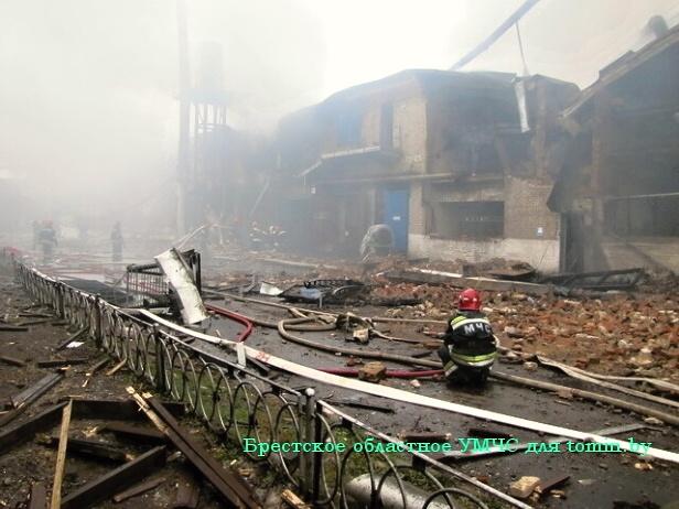 Пинск, завод ДСП, 25 октября 2010 года