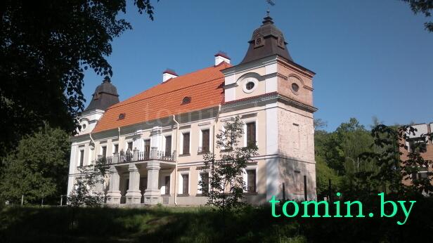 Усадебно-парковый комплекс Немцевичей - фото