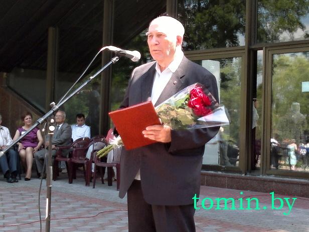 Петр Федорович Лысенко - фото