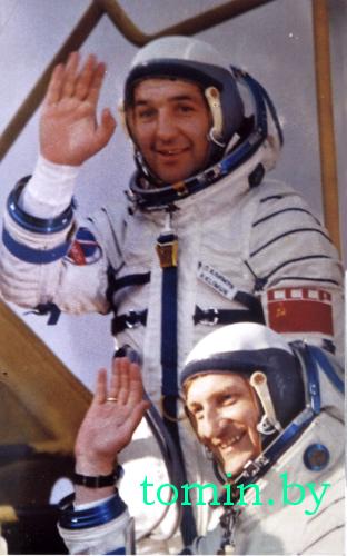Петр Климук и Виталий Севастьянов - фото