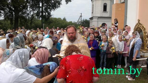 Яблочный Спас: уникальная белорусская традиция (фото)