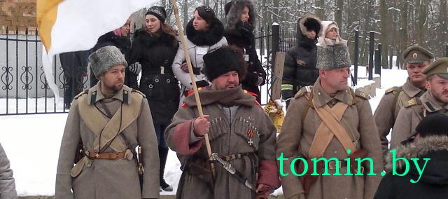 Скоки. Первый военно-исторический фестиваль, посвященный подписанию Брестского перемирия в ходе Первой мировой войны  - фото