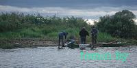 В Брестской области инспекторы изъяли у браконьеров почти 2 километра сетей. В нерест (фото)