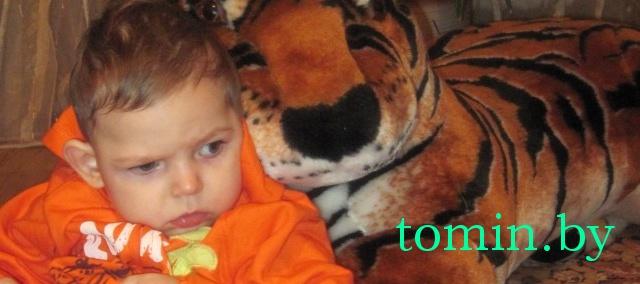 Вместе с вами TOMIN.BY хочет помочь выздороветь Артему Колесникову (фото)