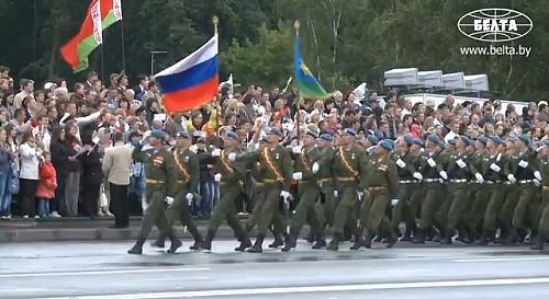 Дня Независимости в Минске