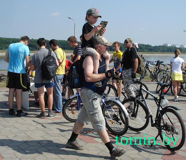 Брест начал «велореволюцию» - фото