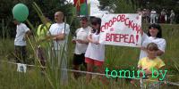 «Споровские сенокосы»: лучшие косари Беларуси поедут на чемпионат Европы - фото
