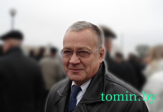 Анатолий Морозов. Фото Тамары ТИБОРОВСКОЙ