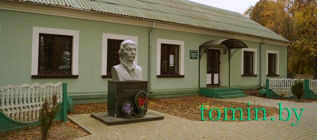 На реставрацию единственного в Беларуси бюста Костюшко нет денег (фото)