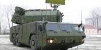 Третья батарея ЗРК «Тор-М2» прибыла в Беларусь (фото)