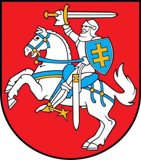 Герб Летувы
