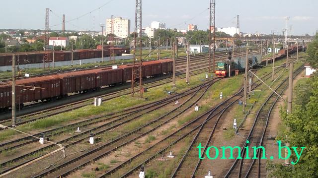 Станция Брест-Восточный - фото