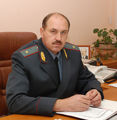 Генерал-майор Федор Балейко – новый начальник УВД Брестского облисполкома - фото