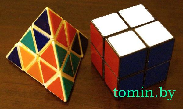 по сборке кубика Рубика