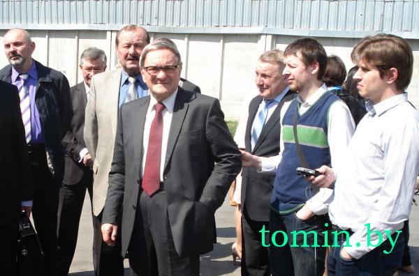 В Бресте проходит заседание Совета по развитию предпринимательства под председательством Петра Прокоповича - фото