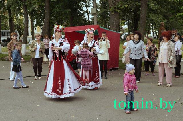 «Ружанская брама-2014», Дворец Сапегов - фото