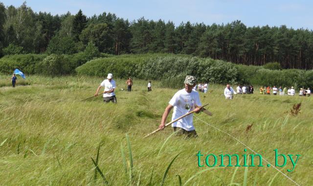 Экологический фестиваль «Споровские сенокосы-2014» собрал около 700 человек – фото