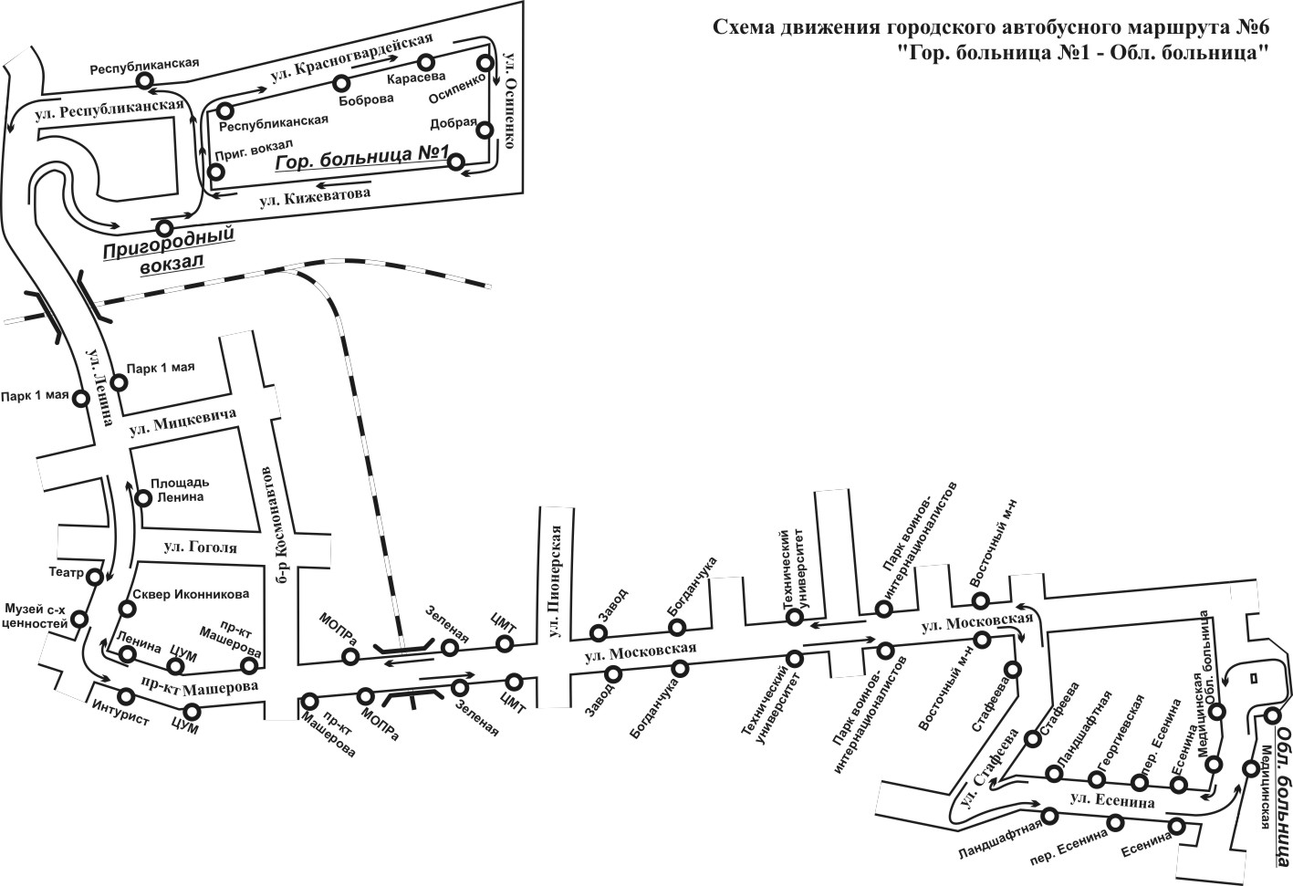 расписание и схема движения поезда витебск брест