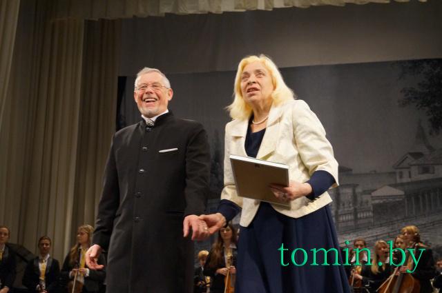 Оперу «Михаил Клеофас Огинский. Неизвестный портрет» представил на «Январских музыкальных вечерах» театр из Молодечно - фото