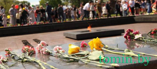 День Победы. 9 мая 2015 года, Брестская крепость - фото