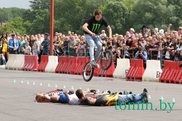 Brest Bike Festival International-2015 - фото