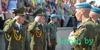 В Брестской крепости приняли присягу более 800 воинов-новобранцев - фото