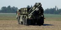 В Беларуси прошли первые боевые пуски комплекса реактивной системы залпового огня «Полонез»