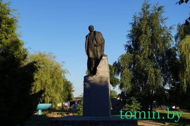 г. Высокое Каменецкого района. Фото Тамары ТИБОРОВСКОЙ.
