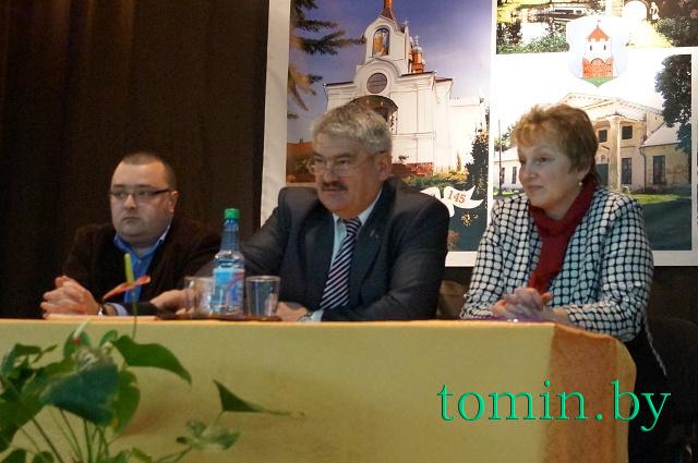В Высоком прошла международная конференция, посвященная защите окружающей среды территории НП «Беловежская пуща». Фото Тамары ТИБОРОВСКОЙ