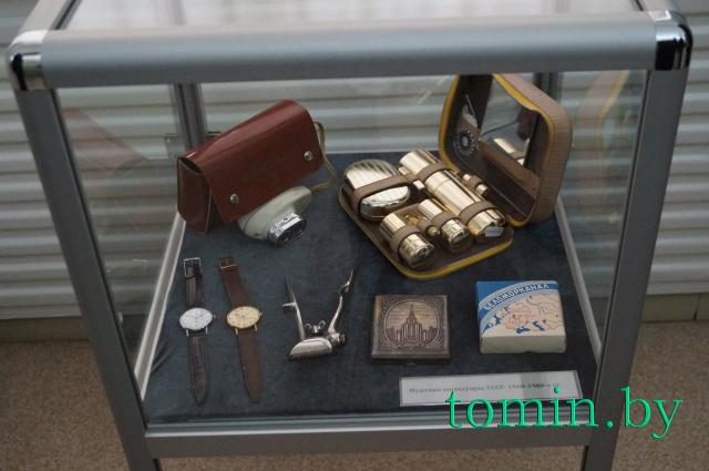 В Брестском областном краеведческом музее открылась новая историческая экспозиция. Фото Тамары ТИБОРОВСКОЙ
