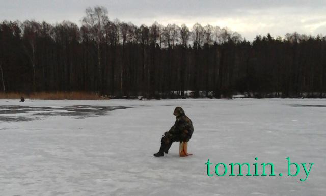 рыбалка в рогачевском районе