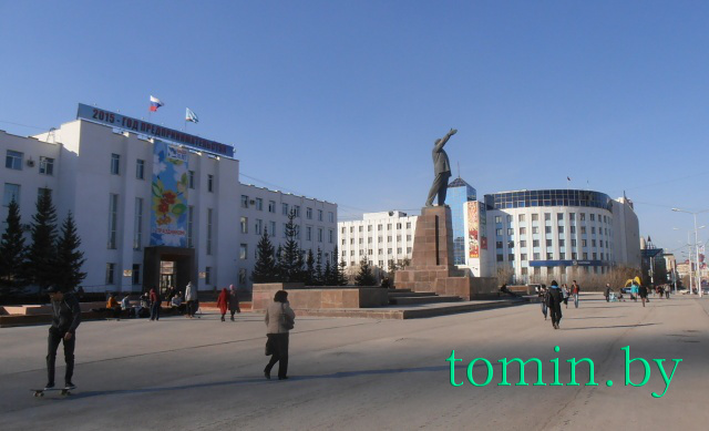 Россия, г. Якутск - фото