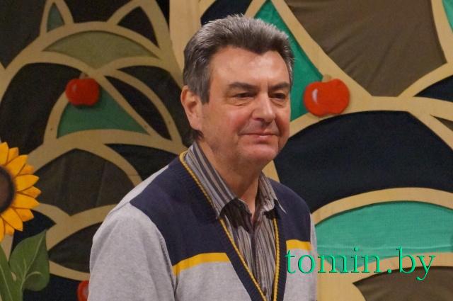 Заслуженный деятель искусств, художественный руководитель БАТД Александр Козак. Фото Тамары ТИБОРОВСКОЙ