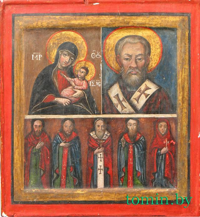 Список Чудотворной Черняковской иконы, 30 августа 2009 г. - фото