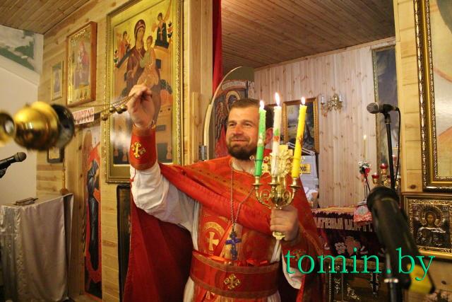 Церковь «Всецарица» в Бресте. Праздник Воскресения Христова - фото