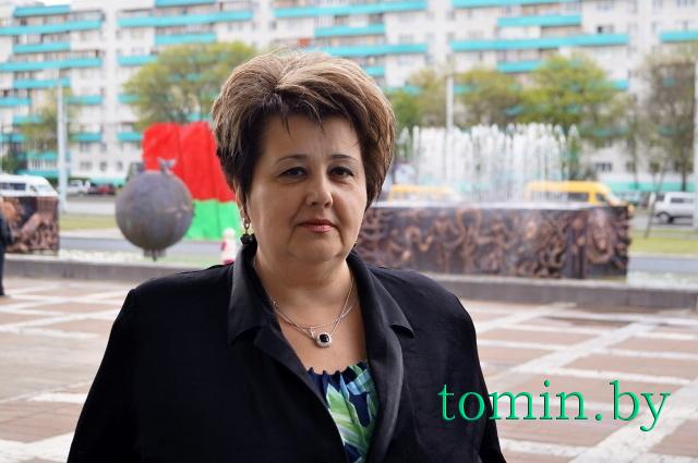 Марина Житенева. Фото Тамары ТИБОРОВСКОЙ
