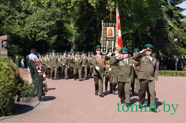 Брест: День пограничника. Фото Тамары ТИБОРОВСКОЙ