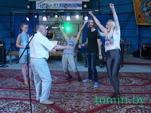 «Каменецкий драйв-2016» собрал 13 коллективов. Фото Тамары ТИБОРОВСКОЙ