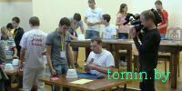 Международный турнир по скоростной сборке кубика Рубика «Full Steps in Brest - фото