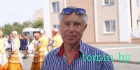 Анатолий Воробьев. Фото Тамары ТИБОРОВСКОЙ