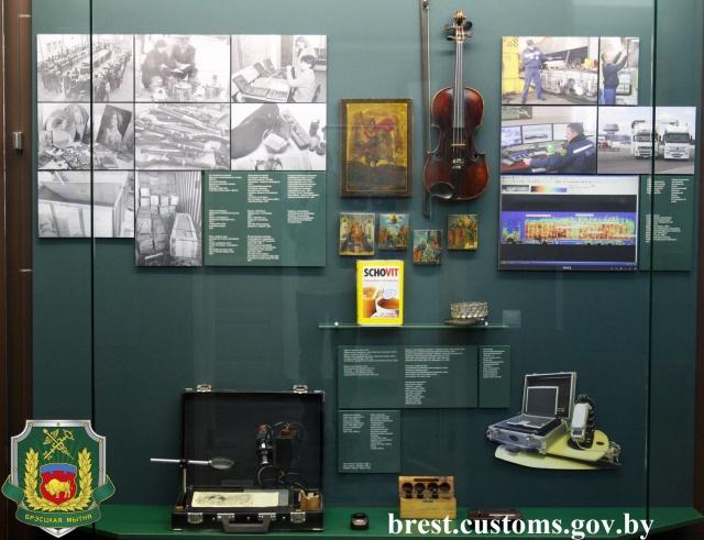 Музей Брестской таможни - фото
