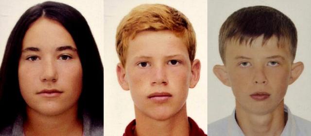В Витебске пропали трое подростков из многодетной семьи - фото