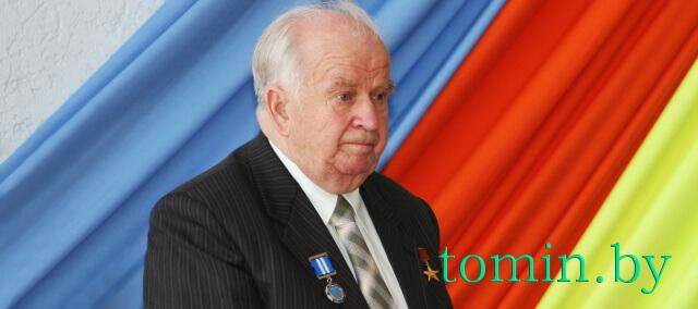 Дважды Герой Социалистического труда Владимир Белуля - фото