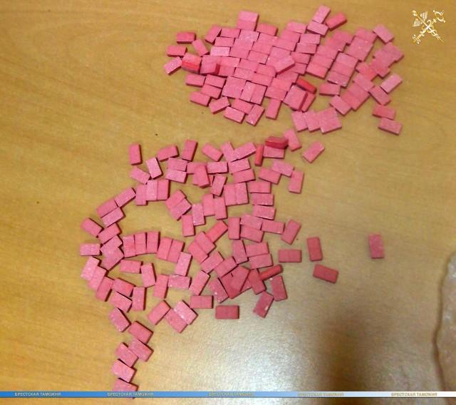 Брестская таможня с начала года изъяла 289 кг наркотических средств, возбуждено 17 уголовных дел - фото