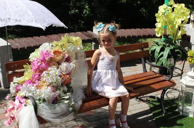 Первый городской фестиваль-конкурс цветов «Краски Бреста»:- фото