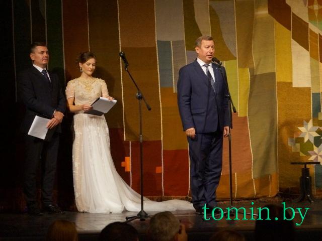 В Бресте открылся Международный театральный фестиваль «Белая вежа». Фото Тамары ТИБОРОВСКОЙ